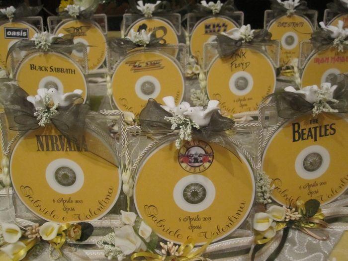 Matrimonio Tema Musica : Segnaposti tema musica organizzazione matrimonio forum
