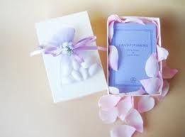 Un libro come bomboniera di nozze 1