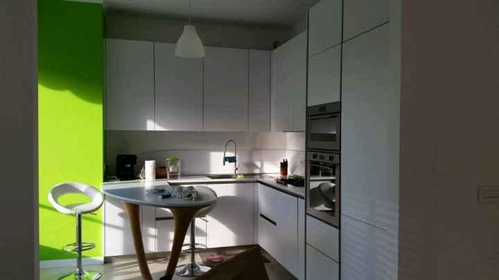 Cucina bianca - 1