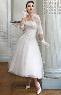 db3c8cba2351 Abito anni 50 e zeppe   - Moda nozze - Forum Matrimonio.com