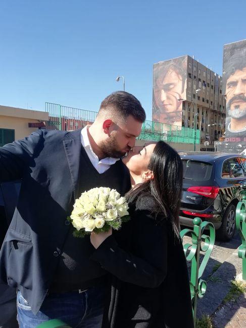 Promessa di Matrimonio 23/02/2021 💚🍀💍 7
