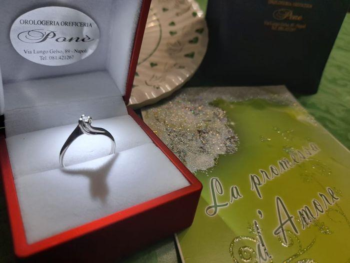 Promessa di Matrimonio 23/02/2021 💚🍀💍 10