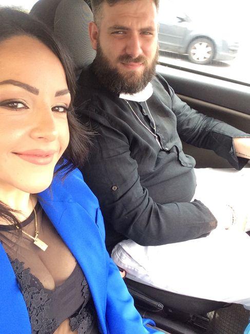 Ieri Anteprima matrimonio .. oggi abbiamo dovuto spostare 😅 1