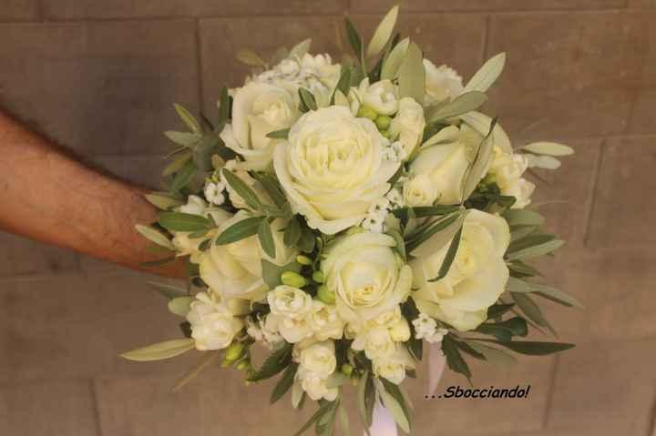 Quale tipo di bouquet sceglierai? - 1