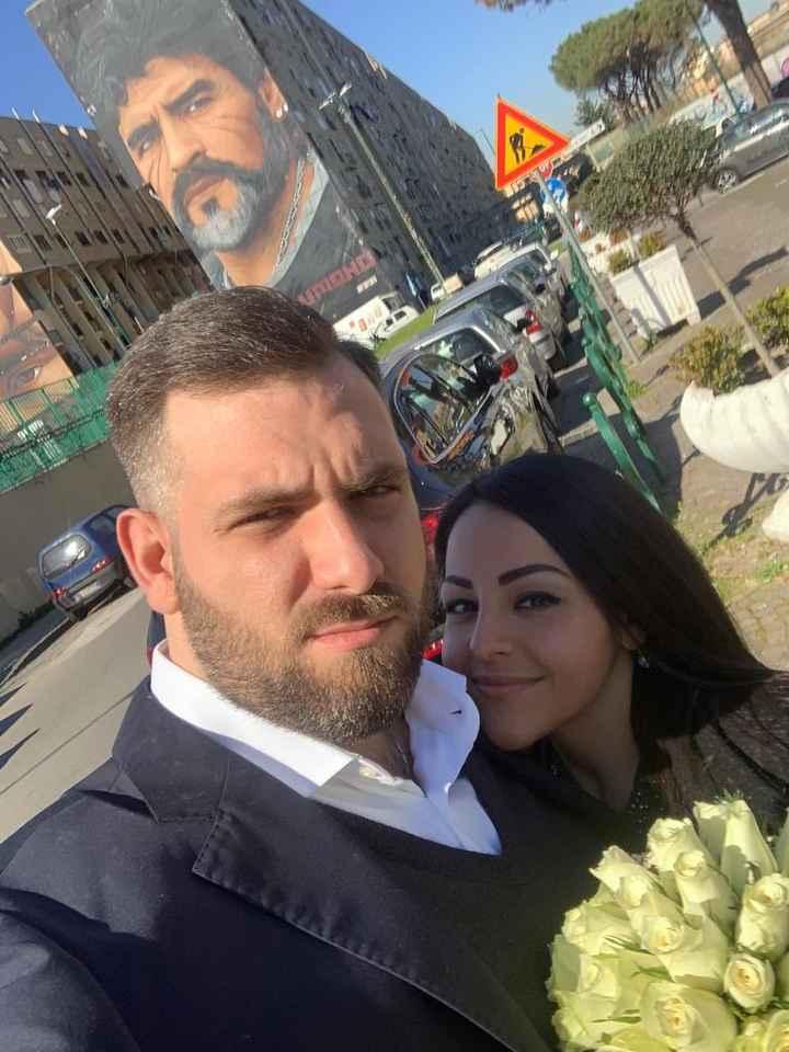 Promessa di Matrimonio 23/02/2021 💚🍀💍 - 1