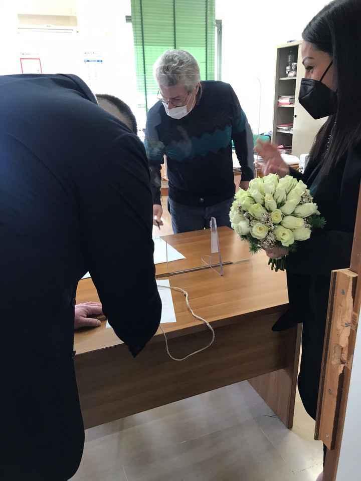 Promessa di Matrimonio 23/02/2021 💚🍀💍 - 3