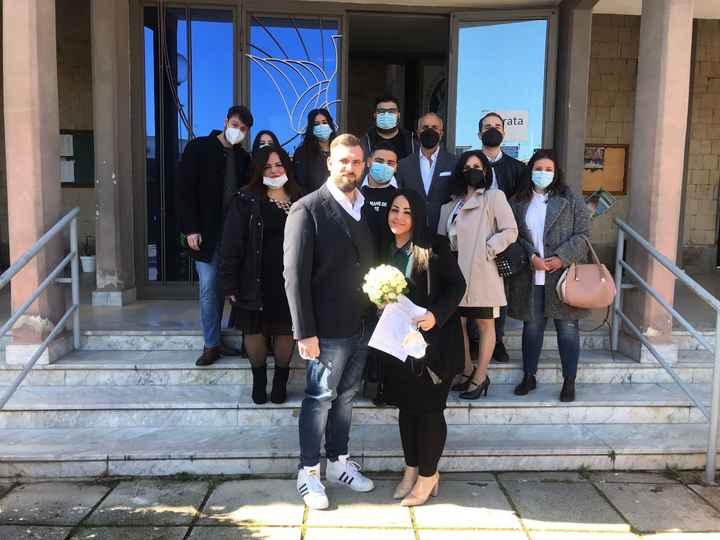 Promessa di Matrimonio 23/02/2021 💚🍀💍 - 5