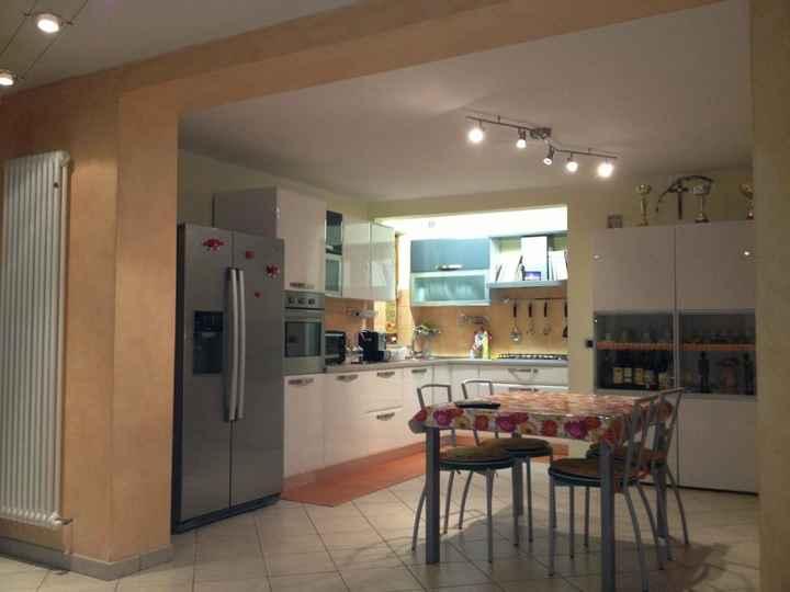La nostra cucina...