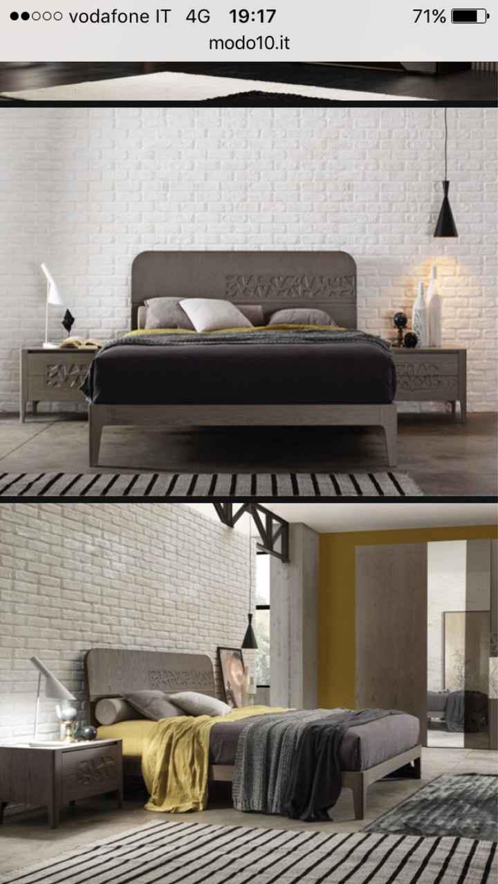 Camera da letto modo 10 - 1
