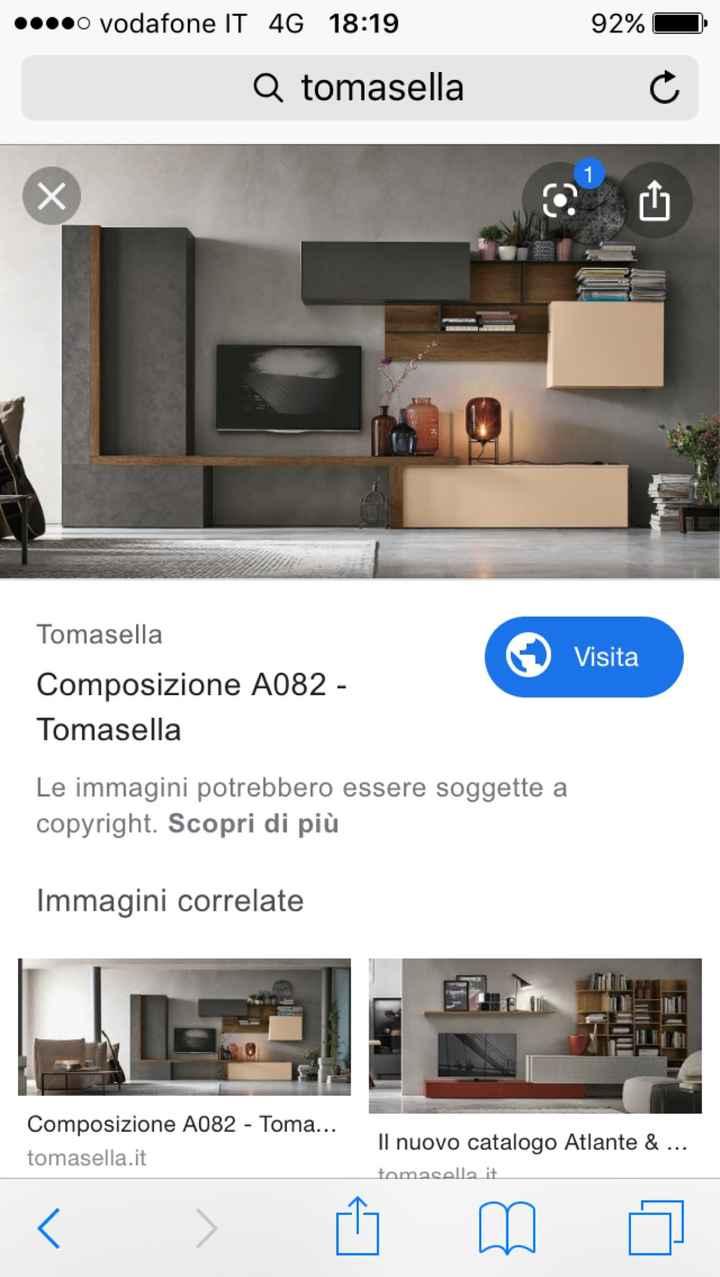 Tomasella arredo - 1