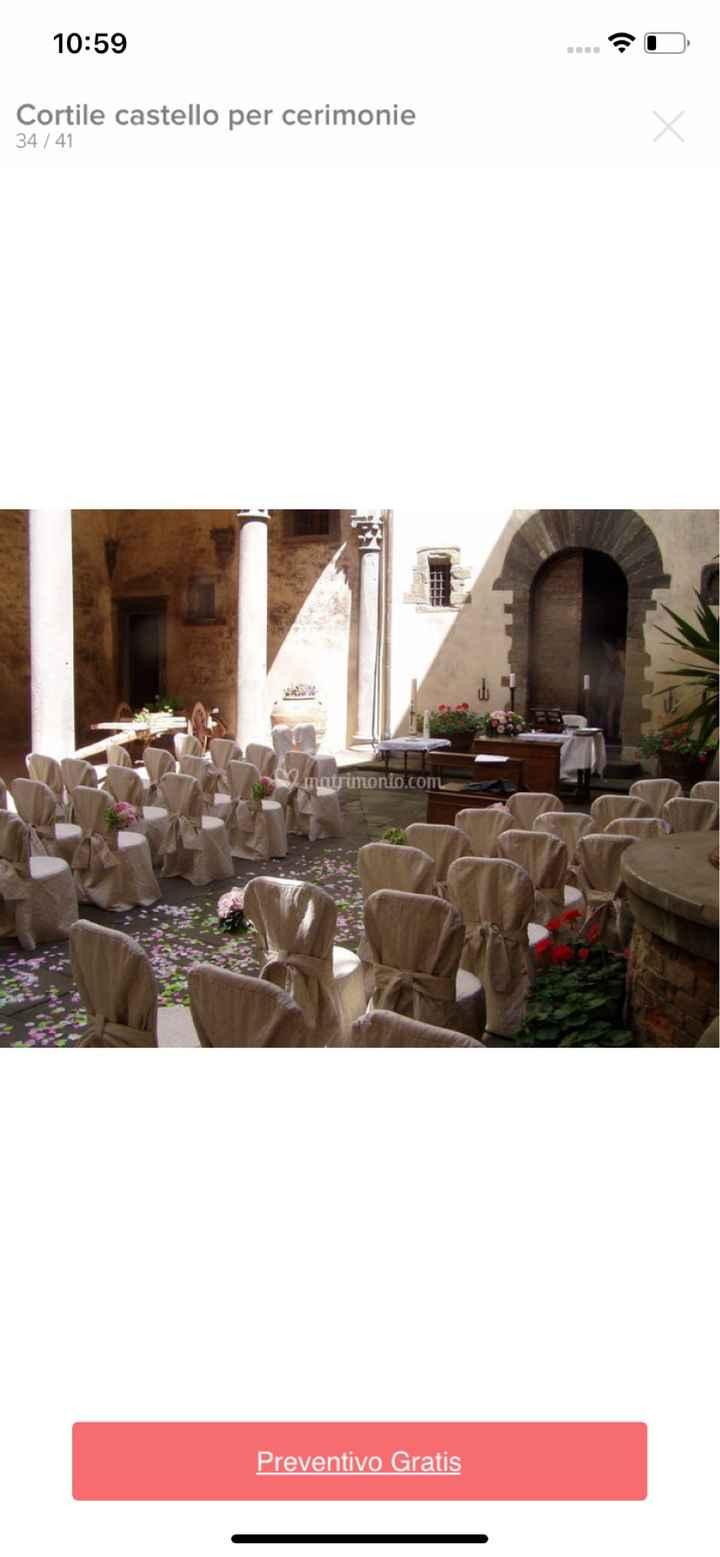 Help... spose della Toscana!! Chi riconosce dove si trova questa foto!!! - 1