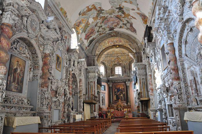 chiesa s. maria valverde