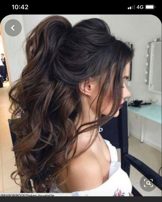 Acconciatura capelli 1