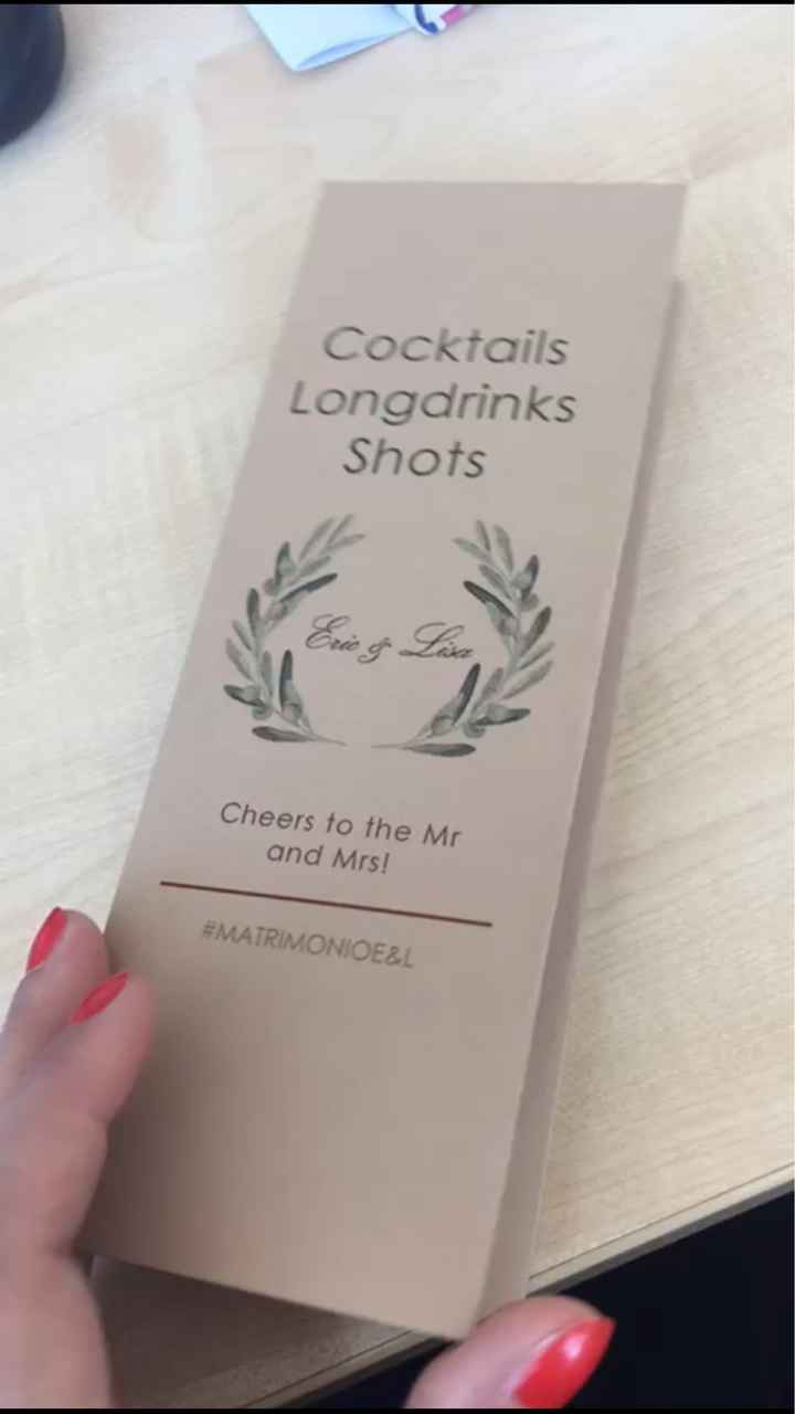 Carta Cocktail ! Nuovo fai da me :) - 3