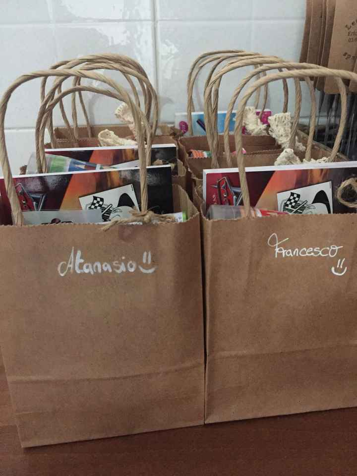 Busy bags per i piccoli - 1