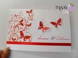 tema farfalla -rosso