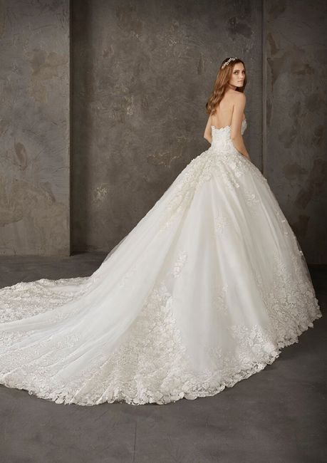 e99676b5802f Listino prezzi atelier Pronovias 👰 - Moda nozze - Forum Matrimonio.com