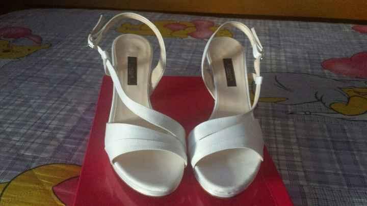 Le mie scarpeeee - 1
