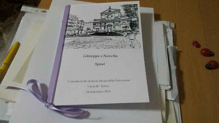 I miei libretti messa - 1