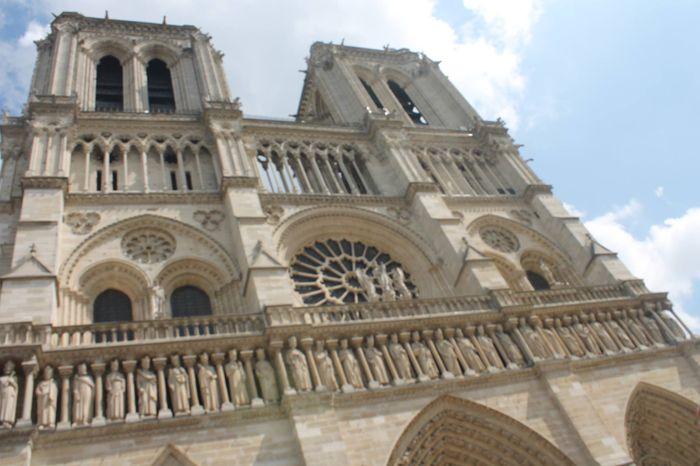Notre Dame bruciata 💔 2