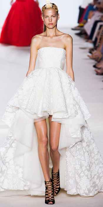 Matrimonio in abito corto - 1