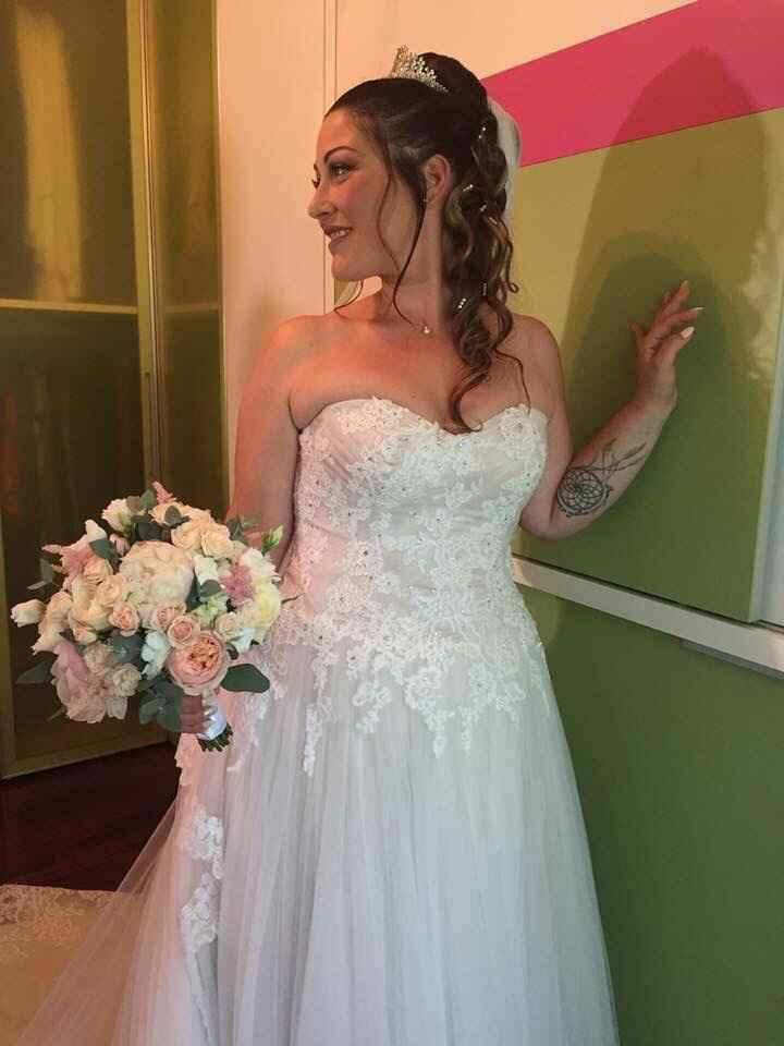 Finalmente sposi...il nostro giorno...😍 - 1