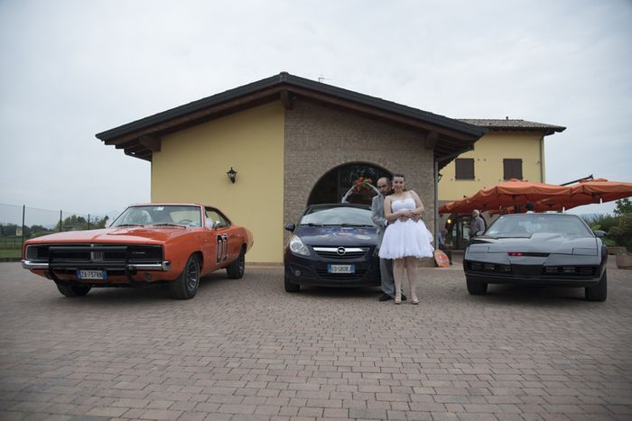 Che tipo di macchina avete scelto per il vostro matrimonio? 4