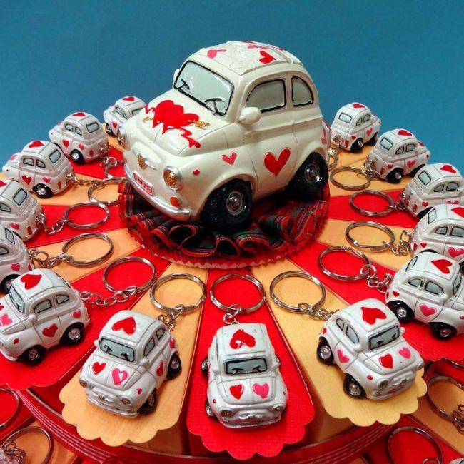 Bomboniere Matrimonio Fiat 500.Matrimonio A Tema Fiat 500 Organizzazione Matrimonio Forum