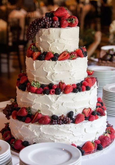 6 torte golose ricevimento di nozze forum for Piani di veranda coperta