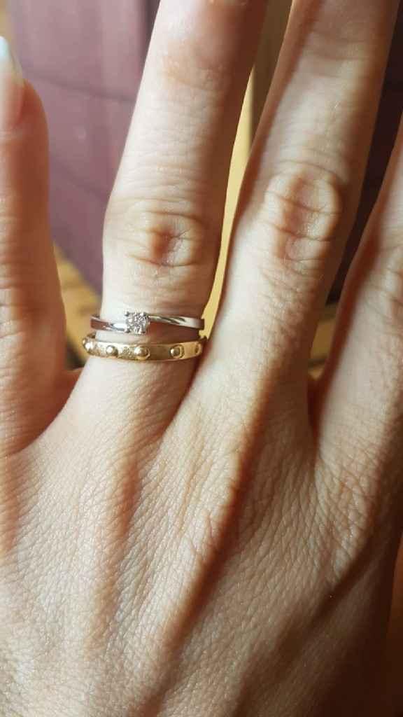 L'anello ❤👰💍 - 1