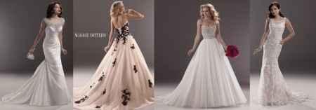 4 abiti sposa