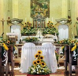 Girasoli Chiesa Per Matrimonio : Girasole organizzazione matrimonio forum matrimonio