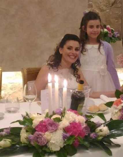 Io, mia figlia e i fiori