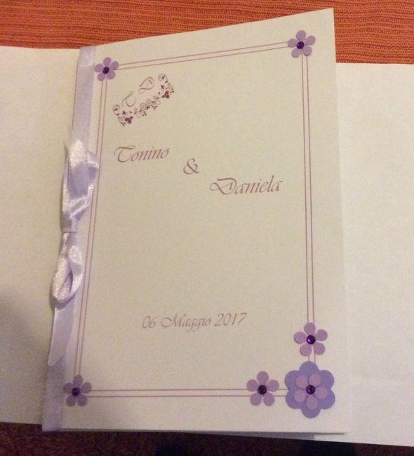 Estremamente Stampare libretto messa - Fai da te - Forum Matrimonio.com VF16