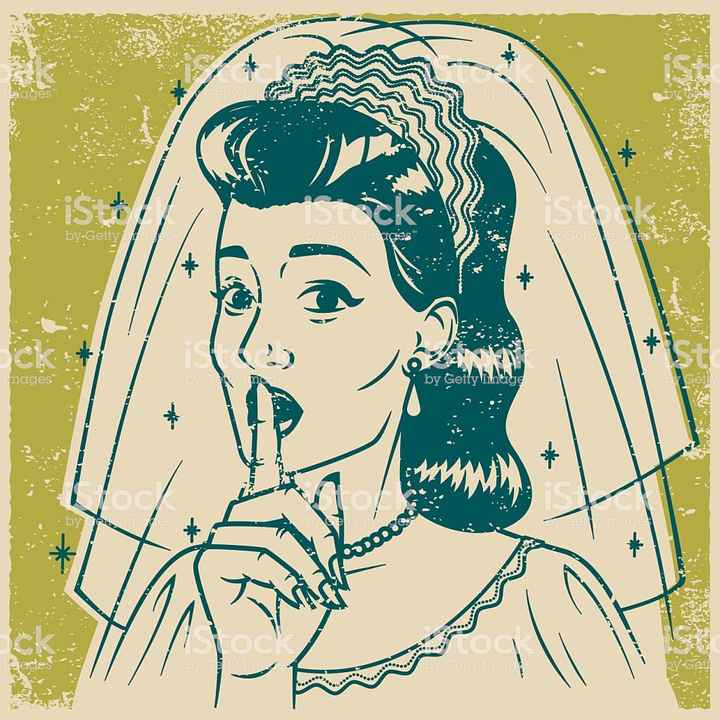 frasi da non dire mai ad una futura sposa - 1