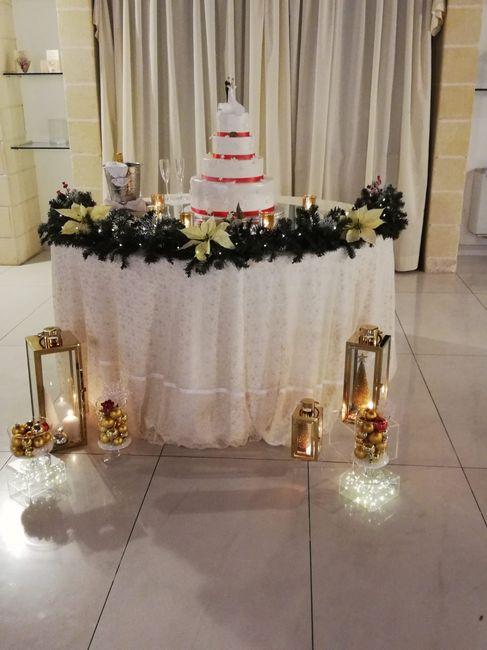 Idee e Spunti per un matrimonio natalizio 4