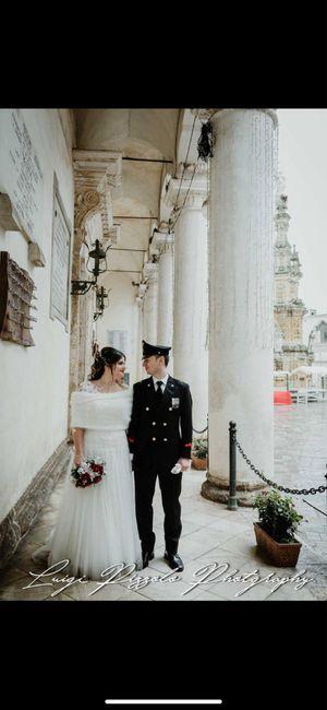 Matrimonio in divisa 1
