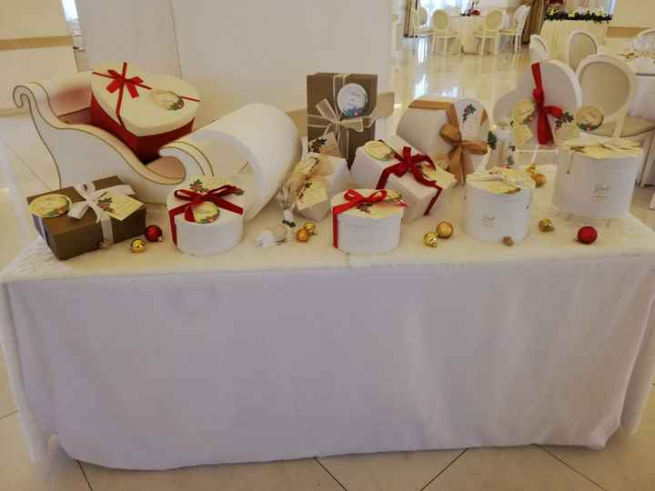Idee e Spunti per un matrimonio natalizio - 2