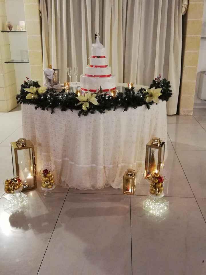 Idee e Spunti per un matrimonio natalizio - 4