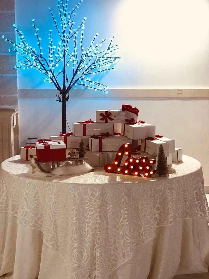 Idee e Spunti per un matrimonio natalizio - 9