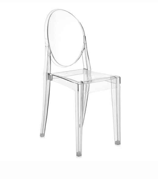 Consiglio su sedie Kartell - 2