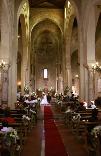 Matrimonio Natale Palermo : Chiesa magione palermo sicilia forum matrimonio