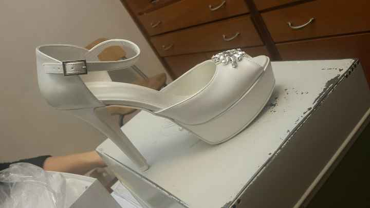 Le mie scarpe!
