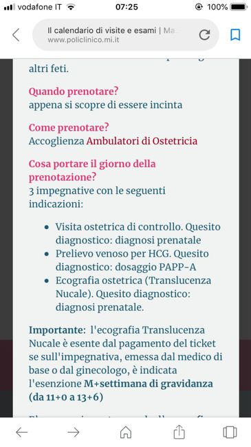 Bi-test+translucenza nucale Lombardia 1