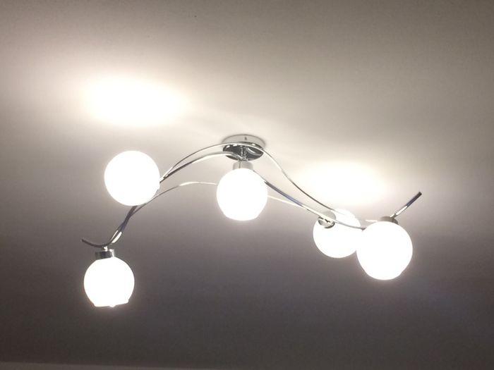 Plafoniere Quadrate Obi : Obi illuminazione plafoniere: lampade da scrivania lampada