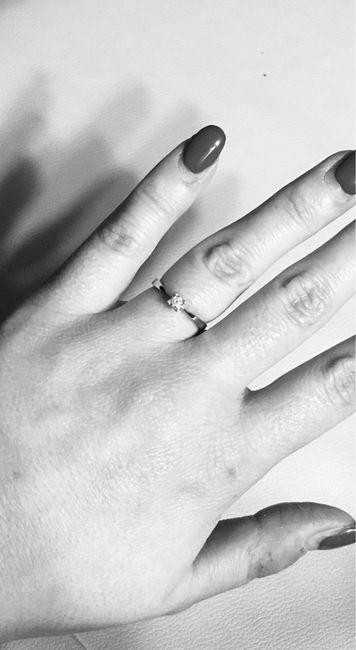 Anello di fidanzamento? Diamo il via alle foto più brillanti del 2018! =d 5