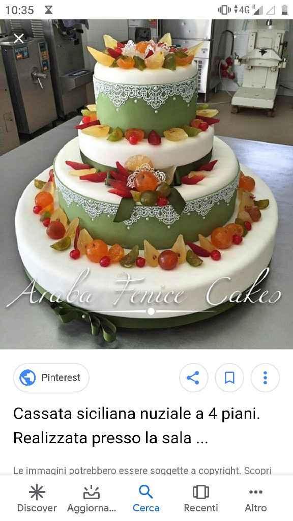 Torta nuziale! - 1