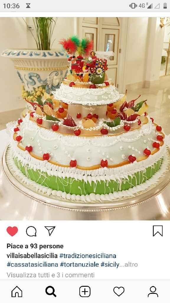 Torta nuziale! - 3