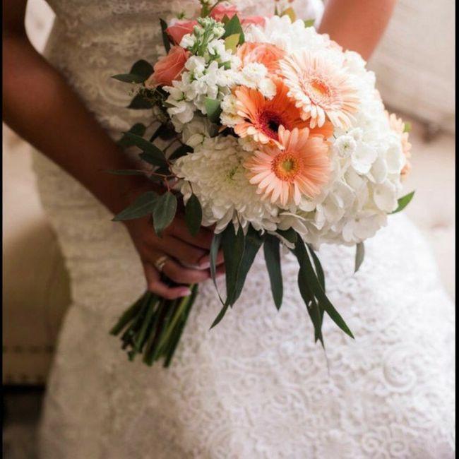 Gerbera come fiore per il mio bouquet da sposa? 3