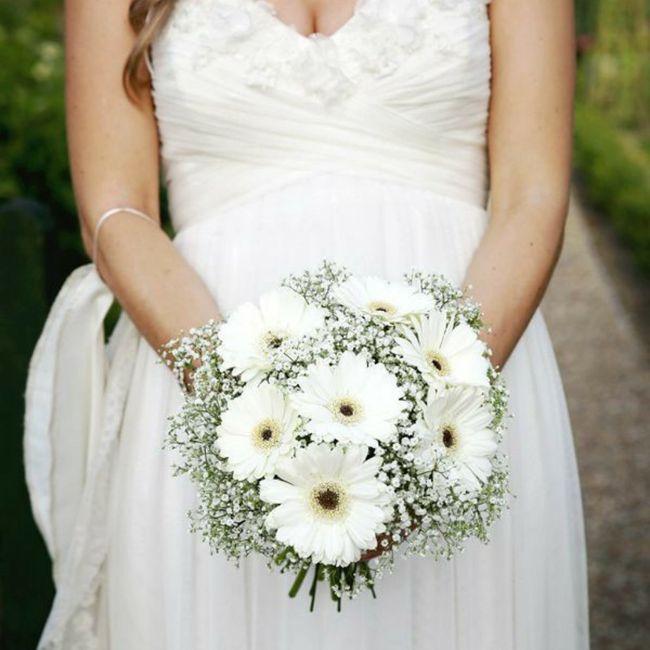 Gerbera come fiore per il mio bouquet da sposa? 4